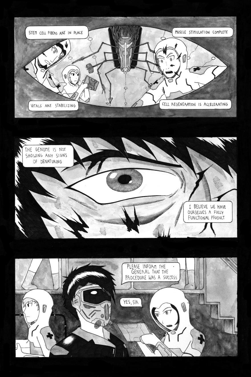 Comic Piece #1