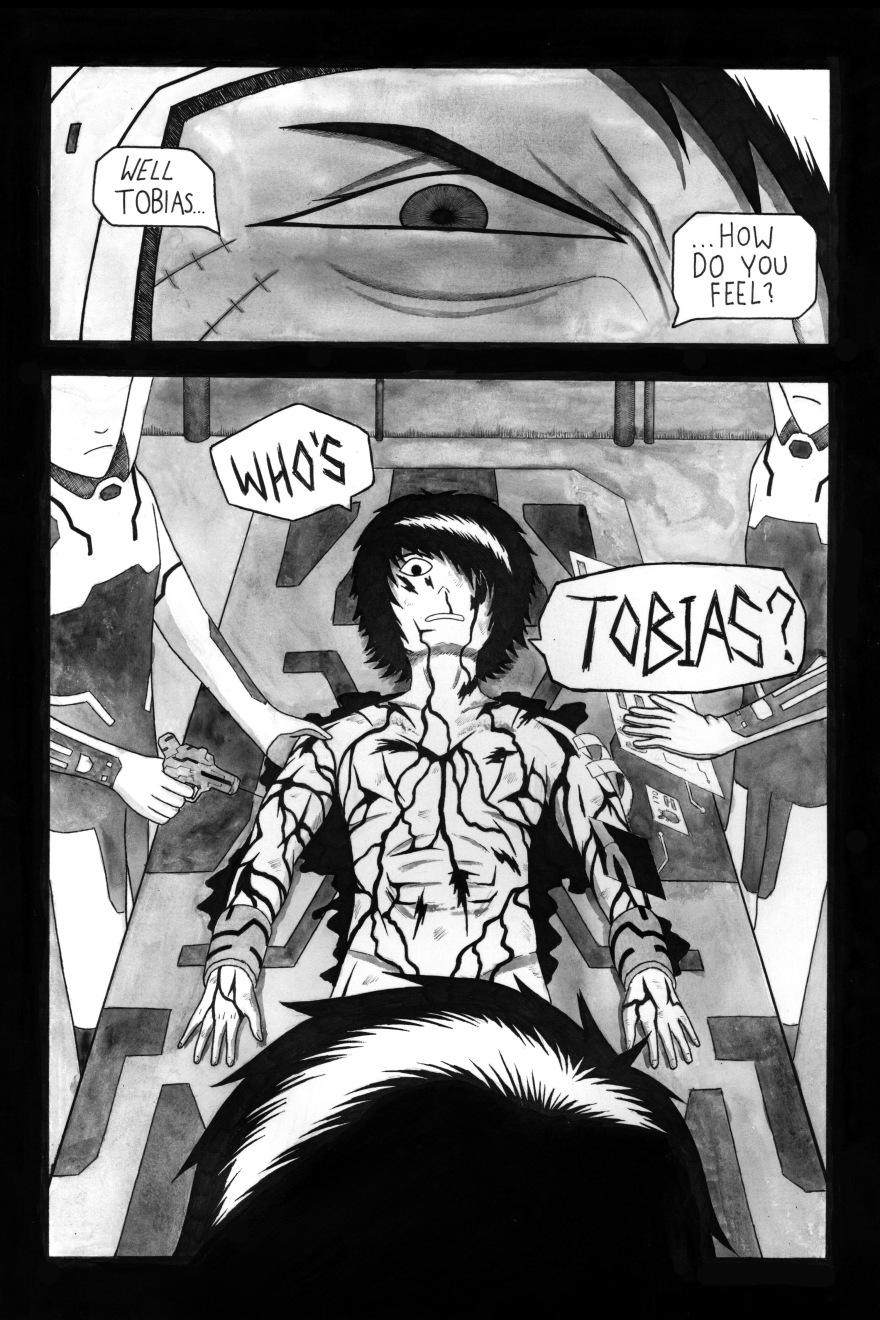 Comic Piece #2